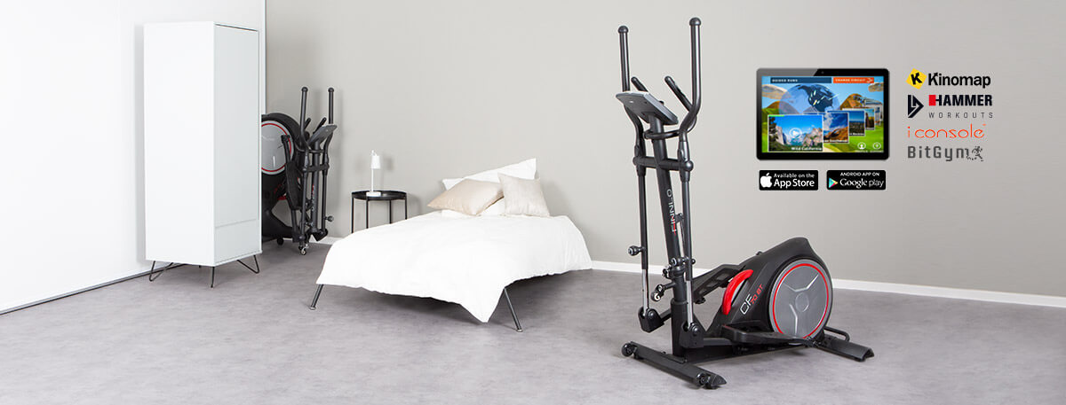 ᐅ CleverFold CF70 cross trainer + Manufacturer premium service