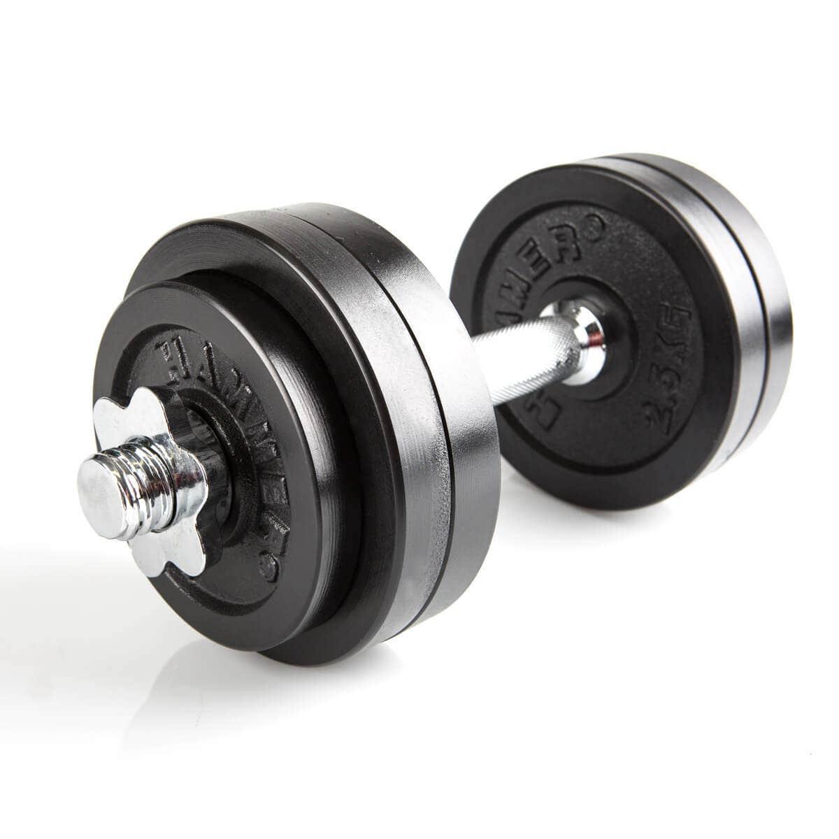 15 kg Kurzhantel-Set, Eisen