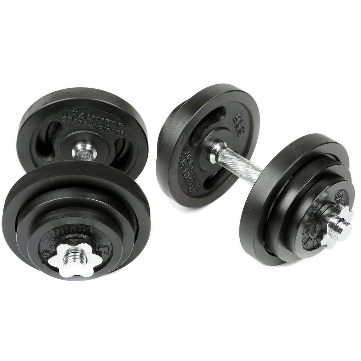 40 kg Kurzhantel-Set, Eisen